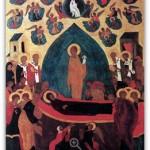Икона «Успение Богородицы»
