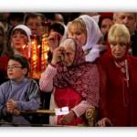 Иностранцы о России. Православное Богослужение