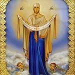 Икона Покрова Пресвятой Богородицы (видеорассказ)