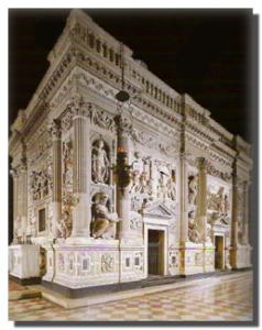Стена вокруг домика Богородицы