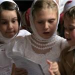 Праздник Введение Пресвятой Богородицы во храм