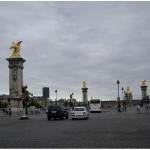 Мост Александра III и купол Дома инвалидов
