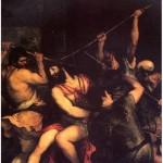 Тициан. Возложение тернового венца