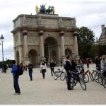 Триумфиальная арка у Лувра