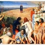 Крещение Иоанново: «Явление Христа народу». Ч.2