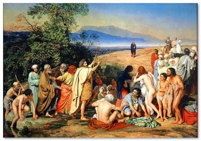 Александр Иванов. Явление Христа народу