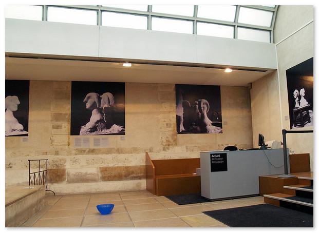 Один из залов музея Пикассо