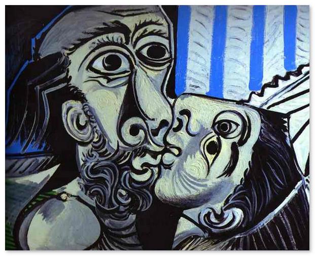 Поцелуй. 1969