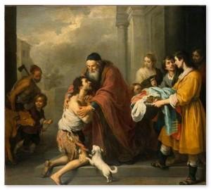 Праведность. Притча о блудном сыне