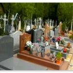 Париж-7. Русское кладбище Сент-Женевьев де Буа.
