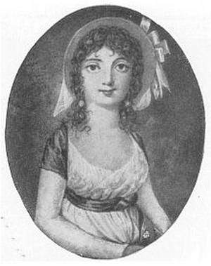 Элизабет По - мать писателя