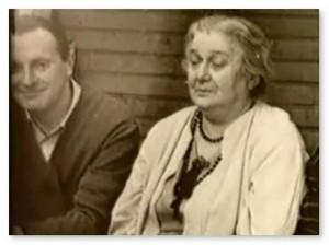 Ахматова и Бродский.