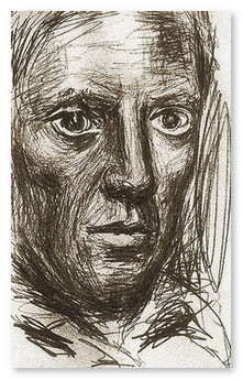 Париж 8. Музей Пикассо. Часть 1