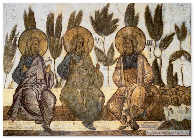 Авраамово лоно в Эдеме