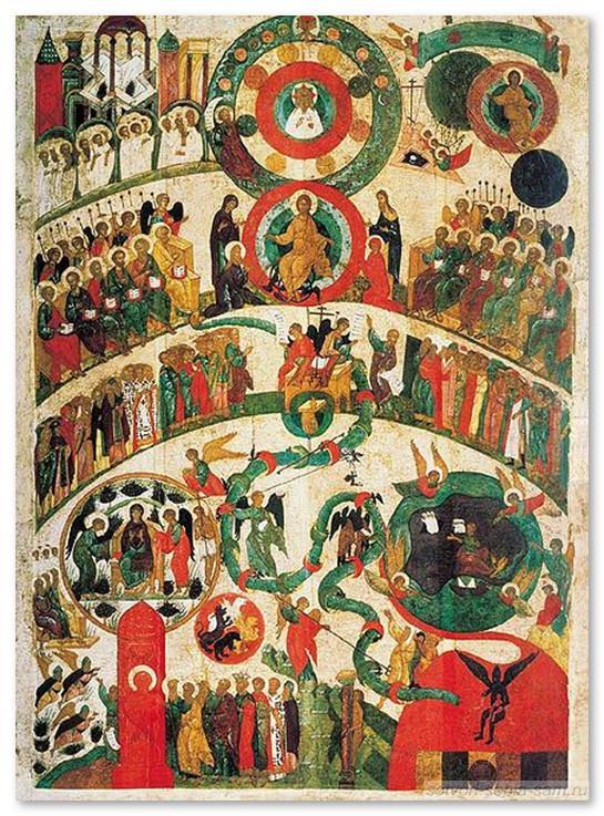 Новгородская икона, 15 век