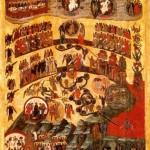 Пророчество судного дня. Икона «Страшный суд».