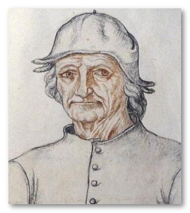 Босх. Портрет