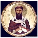 Григорий Палама — мистик и великий святой