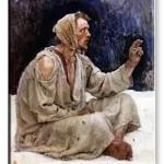 Блаженны нищие духом. Мелочи церковной жизни