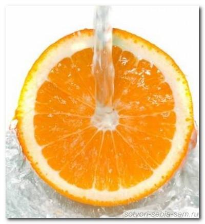 Притча об апельсине