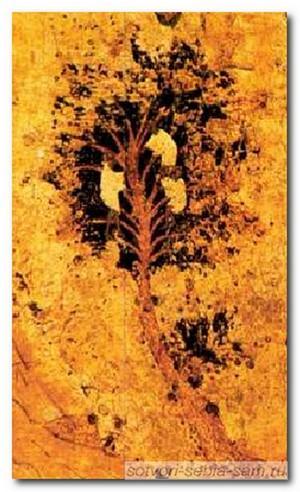 Иконография Вход в Иерусалим