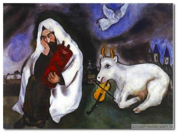 Image result for marc chagall expressionism art