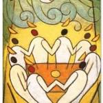 Святым духом…Иконография Пятидесятницы