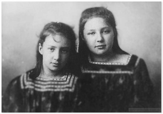 Биография Марины Цветаевой. Часть 2. Вскрыла жилы...