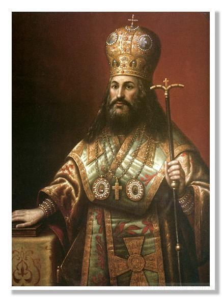 Патриарх Никон. Часть 1