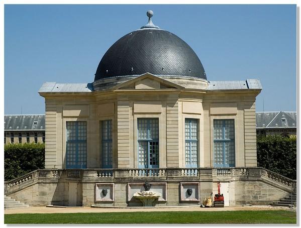 Загородный замок-парк. Париж-15
