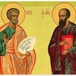 Павел и Петр – апостолы Первоверховные