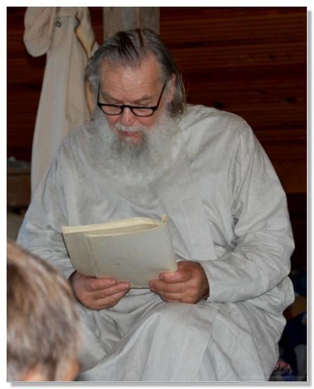 Павел Адельгейм - второй Александр Мень