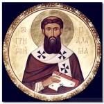Григорий Палама. К вопросу об иконографии святителя