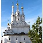 После смуты. Русские храмы-3