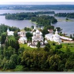 Валдайский монастырь времен Никона