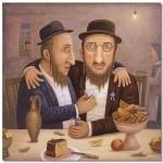 Еврейский анекдот: смех сквозь слезы
