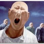 Современная  китайская живопись. Фан Лицзюнь