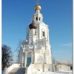 Троицкий храм. Нарышкинский стиль