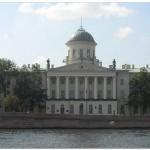 Из жизни обитателей Пушкинского Дома