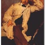 Константин Сомов: декадент и мистик