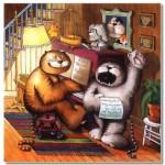Забавные истории о  кошках