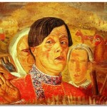 «Расея» Бориса Григорьева