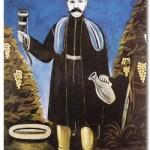 Нико Пиросмани: осветляющий черноту