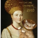Арт-календарь кота Заратустры