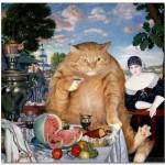 Люди, кошки и кот Заратустра