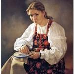 Русская песня Н.Г. Цыганова
