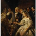 У церкви стояла карета…Старинный романс по выходным