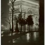 Ночной Париж Брассаи