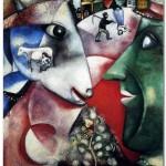 М.Шагал. Париж