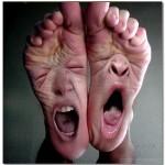 Случай из жизни: детская нога